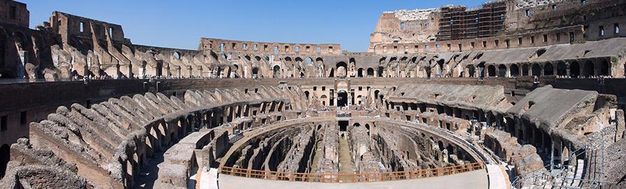 les arts de la Rome antique