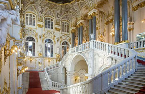 Ermitage Saint-Petersbourg